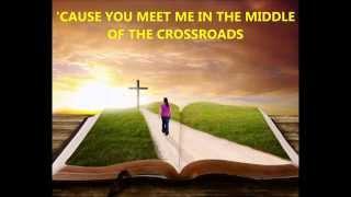 "Cross Roads© - Sung by Tina Marie from ""Cross Roads Gospel Album"""