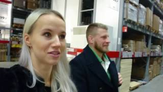 влог. икеа. шопинг. Финляндия. Загадка. vlog. Ikea. shopping. Finland.