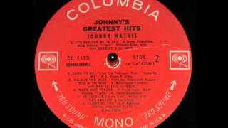Johnny Mathis: No Love (Myles)