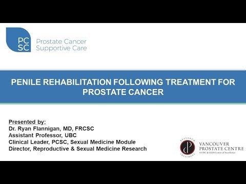 Prostatit terápiája