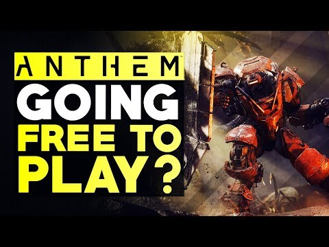 Anthem New Leaks - FREE TO PLAY Fake Rumors E3 Show Confirmed & New Cataclysm Update