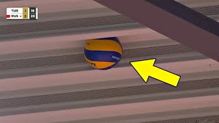 Craziest Moments in Volleyball History (HD)