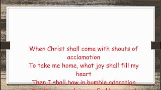 Daniel O'Donnell - How Great Thou Art Lyrics by Kevin