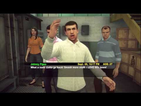 【PS3】Dead Rising 2 - Perfect Walkthrough - Part 57: Tape it or Die Crew Actual Rescue Mission