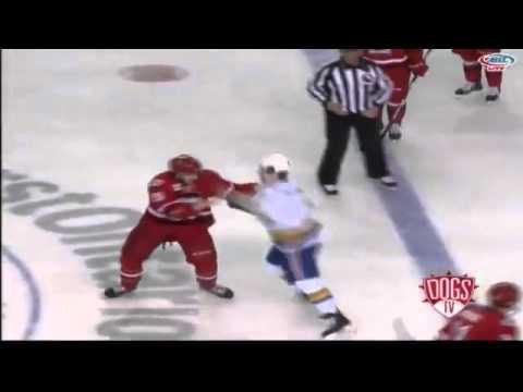 Jake Dowell vs. Dennis Robertson