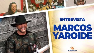 Increible Testimomio del Pastor Marcos Yaroide