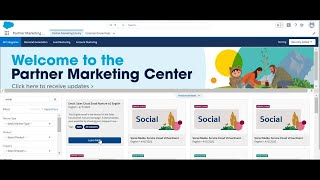Welcome to the Partner Marketing Center | Salesforce