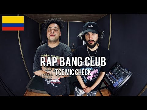 Rap Bang Club - Untitled [ TCE Mic Check ]
