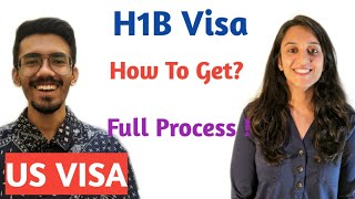 How To Get H1B Visa Sponsorship From Company? How To Work In USA?
