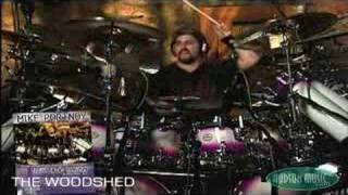 Mike Portnoy-from The Woodshed