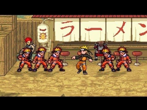 Download Kyuubi Sonic Vs Kyuubi Naruto Ssf2 Mod Video 3GP Mp4 FLV HD