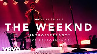 The Weeknd   IntroStarboy (Vevo Presents)