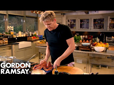 Let Gordon Ramsay Show You How to Buy and Prepare Fish