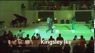 Kingsley Ike (The African Praise Experience 26-Jul-13)