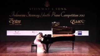 Jennifer Ongkowijoyo - Beethoven Sonata No. 9 in E major, Op. 14 No. 1 1st movement