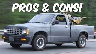 Mini Truck Pros & Cons!