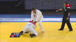 Чемпионат Мира по Рукопашному Бою 2015. Ион Куцелаба