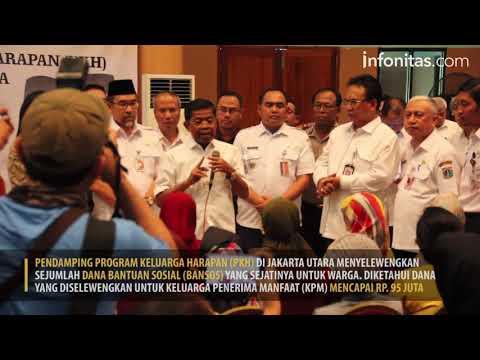 Penyelewengan Dana PKH di Jakarta Utara