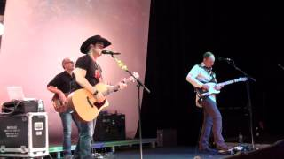 AARON PRITCHETT - HOLD MY BEER - CBC STUDIOS 2009