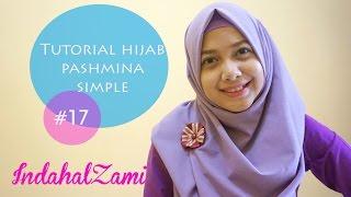 #18 Tutorial Hijab - Ke Pesta (Hijab For Party)
