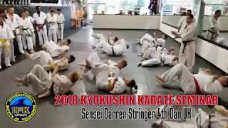 VIDEO Highlights - 2018 IFK Kyokushin Seminar .