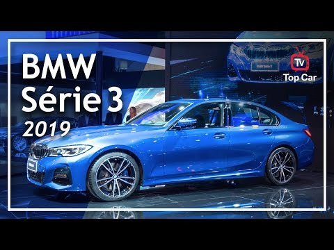 Novo BMW Série 3 - 2019 - TUDO QUE VOCÊ DEVERIA SABER! [ Salão do Automóvel 2018 ]