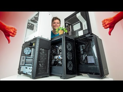 The WORST PC Case Trends of 2017!