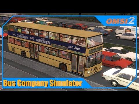 Busbetrieb/Bus Company Simulator DLC first look :: OMSI 2