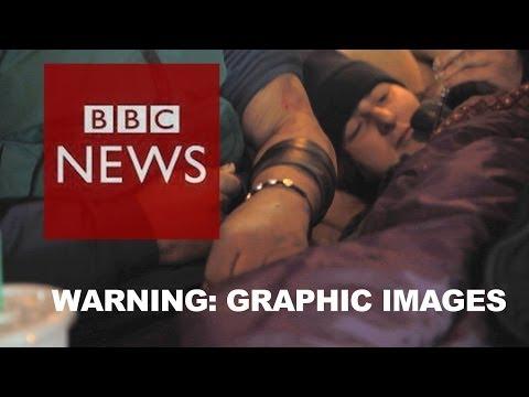 BBC goes undercover inside America's heroin epidemic - BBC News