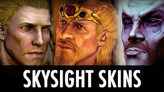 Skyrim Mod: Skysight Skins