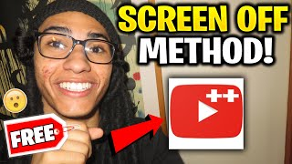 How to Play YouTube In The Background on iPhone - Listen With Screen Off iOS/Android (2020)