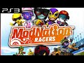 Playthrough ps3 Modnation Racers