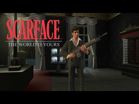 Gameplay de Scarface: The World is Yours