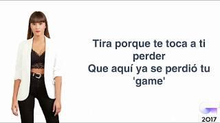 Ana Guerra y Aitana - Lo Malo (Letra)