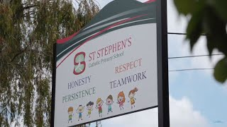 St Stephen's Primary School (Years 1 and 2)