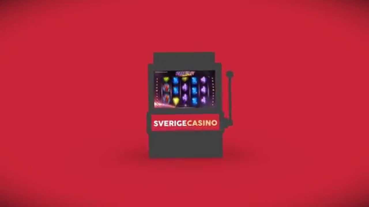 SverigeCasino - TV-reklam