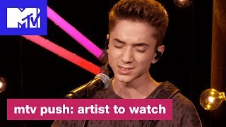 'Invitation' Live Performance By Why Don't We | MTV Push: Artist To Watch