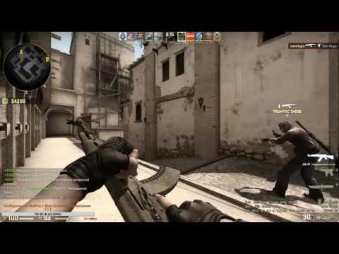 Counter-Strike: Global Offensive / Пробный Стрим на Новом Железе