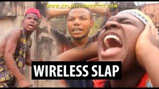 wireless slap (xploit comedy)