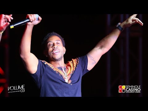 Volume 03 | Live The Good Life Party Featuring Ludacris with Tommy Lee & DJ Aero