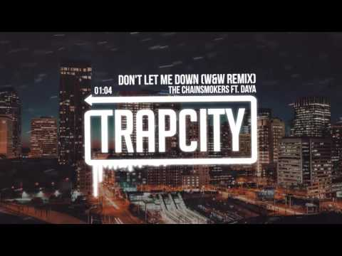 The Weeknd - The Chainsmokers ft. Daya — Don't Let Me Down