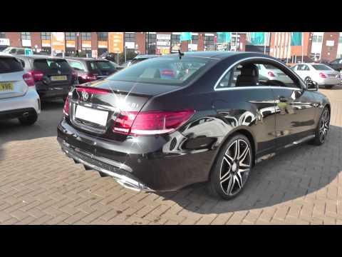 Mercedes-Benz E-Class  Coupe E250 CDI Coupe U21223