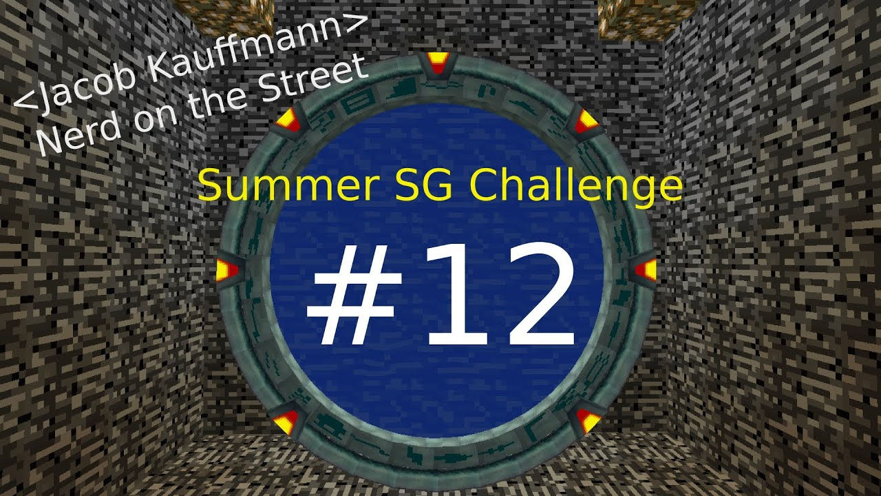 Episode 12 - Summer SG Challenge