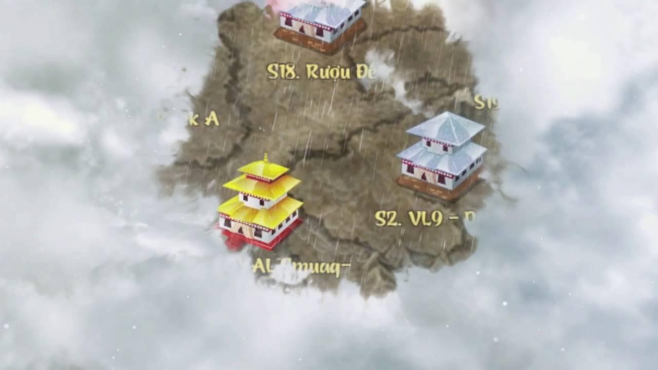 Soha Game nhá chút hình ảnh game Mộng Võ Lâm 2