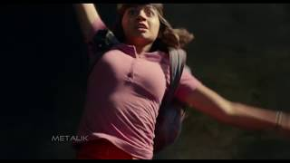 Dora's Dangerous Jump