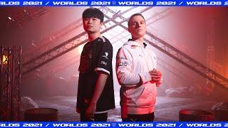 « LAST ONE IN! », teaser du quart de finale Gen.G vs C9 - Worlds 2021