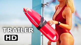 Video BAYWATCH New Official Trailer (2017) Dwayne Johnson, Zac Efron Comedy Movie HD