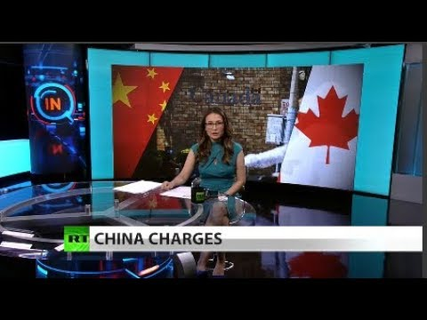 China charges 2 Canadians with spying