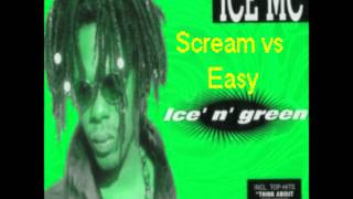 ice mc- scream vs easy