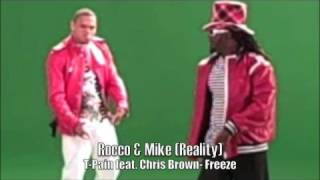 T-Pain feat. Chris Brown- Freeze (Behind the Scenes at Video Shoot) 'Rocco & Mike Reality'
